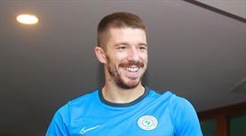 Ç. Rizespor, Dusan Jovancic'ı kiraladı