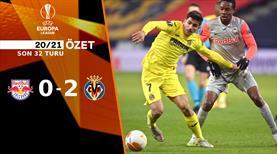 ÖZET | Salzburg 0-2 Villarreal