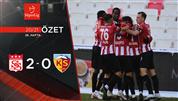 ÖZET | DG Sivasspor 2-0 HK Kayserispor