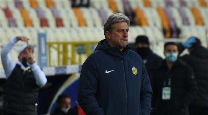 Y. Malatyaspor'un Hamzaoğlu yönetimindeki performansı