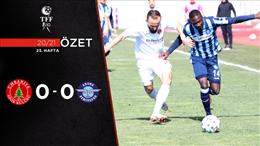 ÖZET   BS Ümraniyespor 0-0 Adana Demirspor