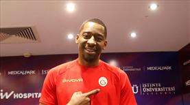 Galatasaray, Crawford'u kadrosuna kattı