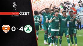 ÖZET | Adanaspor 0-4 Giresunspor