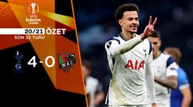 ÖZET | Tottenham 4-0 Wolfsberger