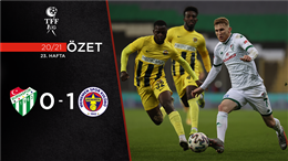 ÖZET | Bursaspor 0-1 Menemenspor