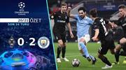 ÖZET   M'Gladbach 0-2 Manchester City
