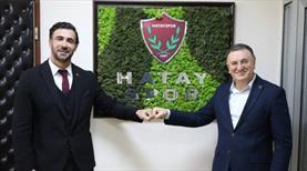 Hatayspor Ömer Erdoğan'la uzattı