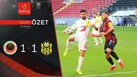 ÖZET   Gençlerbirliği 1-1 Y.Malatyaspor