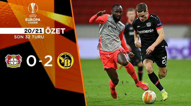 ÖZET | Bayer Leverkusen 0-2 Young Boys