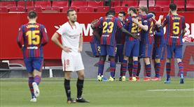 Zirve yolunda kazanan Barça