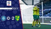 ÖZET | Wycombe Wanderers 0-2 Norwich City