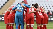 FTA Antalyaspor yenilgiyi unuttu