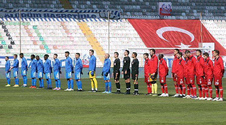 BB Erzurumspor - F.Karagümrük maçının ardından