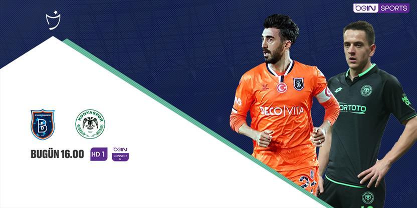 CANLI | M. Başakşehir - İH Konyaspor