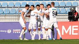 İZLE   Kasımpaşa beraberliği penaltıdan buldu