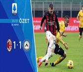 ÖZET | Milan 1-1 Udinese