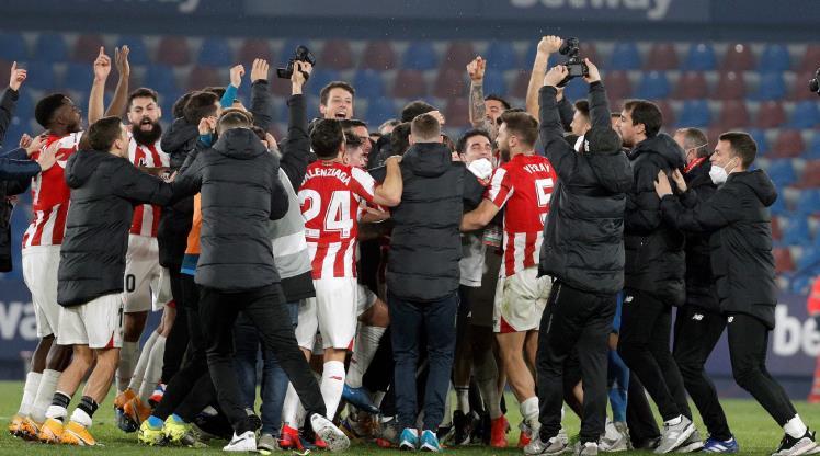 Barcelona'nın rakibi Athletic Bilbao