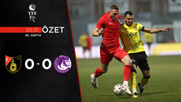 ÖZET   İstanbulspor 0-0 Ankara Keçiörengücü