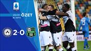 ÖZET | Udinese 2-0 Sassuolo