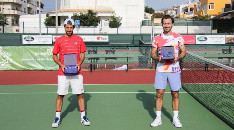 Milli tenisçi Tuna Altuna, Portekiz'de şampiyon oldu