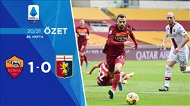 ÖZET   Roma 1-0 Genoa