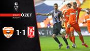 ÖZET | Adanaspor 1-1 A.E. Balıkesirspor
