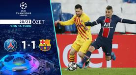 ÖZET | PSG 1-1 Barcelona