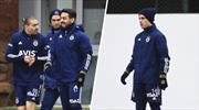 Fenerbahçe'de Pelkas ve Caner geri döndü