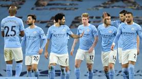 Manchester City farklı kazandı