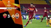 ÖZET   Roma 3-0 Shakhtar Donetsk