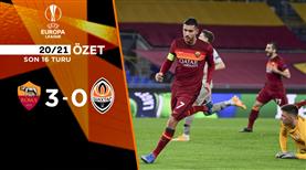 ÖZET | Roma 3-0 Shakhtar Donetsk