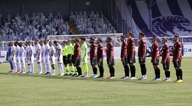 A. Keçiörengücü - Eskişehirspor maçının ardından