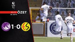 ÖZET   A. Keçiörengücü 1-0 Eskişehirspor
