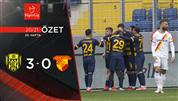 ÖZET   MKE Ankaragücü 3-0 Göztepe