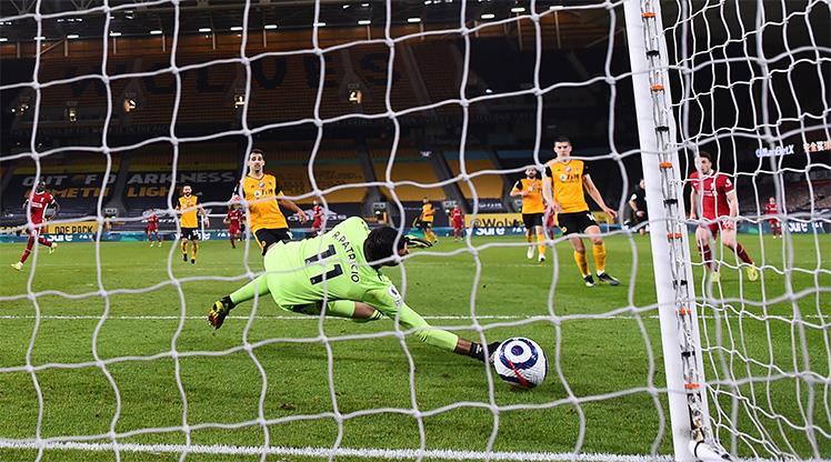Liverpool tek golle kazandı