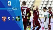 ÖZET | Torino 3-2 Sassuolo