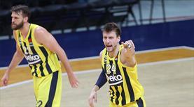 Fenerbahçe Beko 84-61 Zalgiris Kaunas