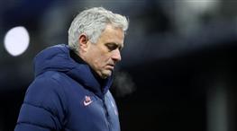 Mourinho: Üzüntüden çok daha fazlasını hissediyorum