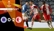 ÖZET | Rangers 0-2 Slavia Prag
