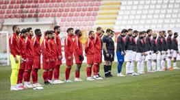Ümraniyespor - Balıkesirspor maçının ardından