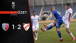 ÖZET   Ankaraspor 1-2 Boluspor