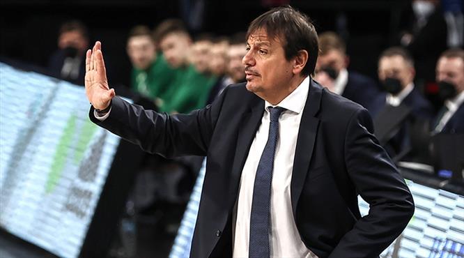 EuroLeague'den Ataman'a 1 maç ceza
