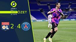 ÖZET | Lyon 2-4 PSG