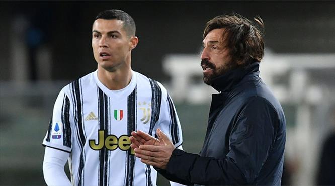 """""""Ronaldo ve Pirlo takımda kalacak"""""""