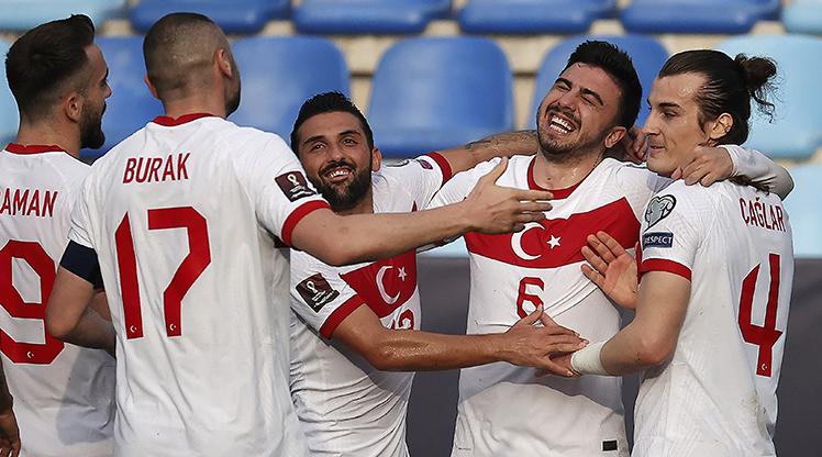 Norveç 0-3 Türkiye