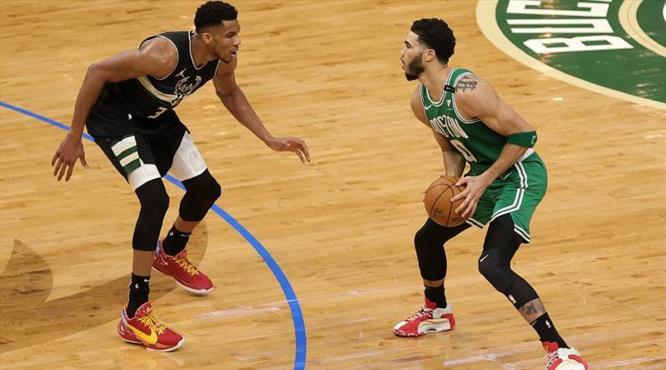 Bucks'ın serisine Celtics son verdi