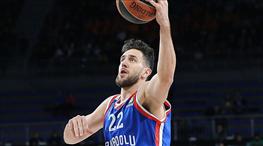 Haftanın MVP'si Vasilije Micic