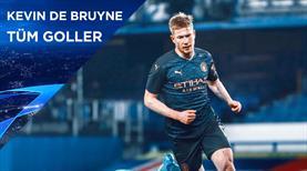İZLE | De Bruyne'dan 'zeka' kokan goller