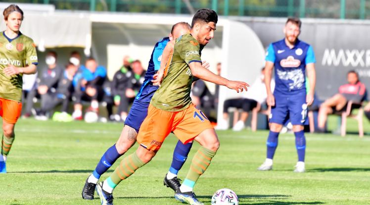 Ç. Rizespor, M. Başakşehir'i tek golle geçti