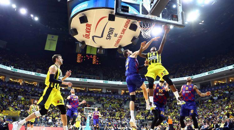 Fenerbahçe Beko'nun konuğu Barcelona